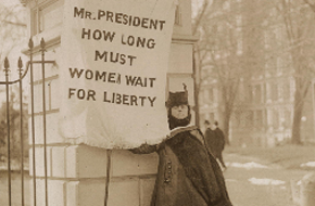 Votes for Women: A History of the Suffrage Movement