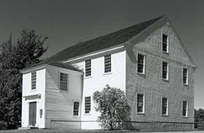 New England's Colonial Meetinghouses and their Impact on American Society
