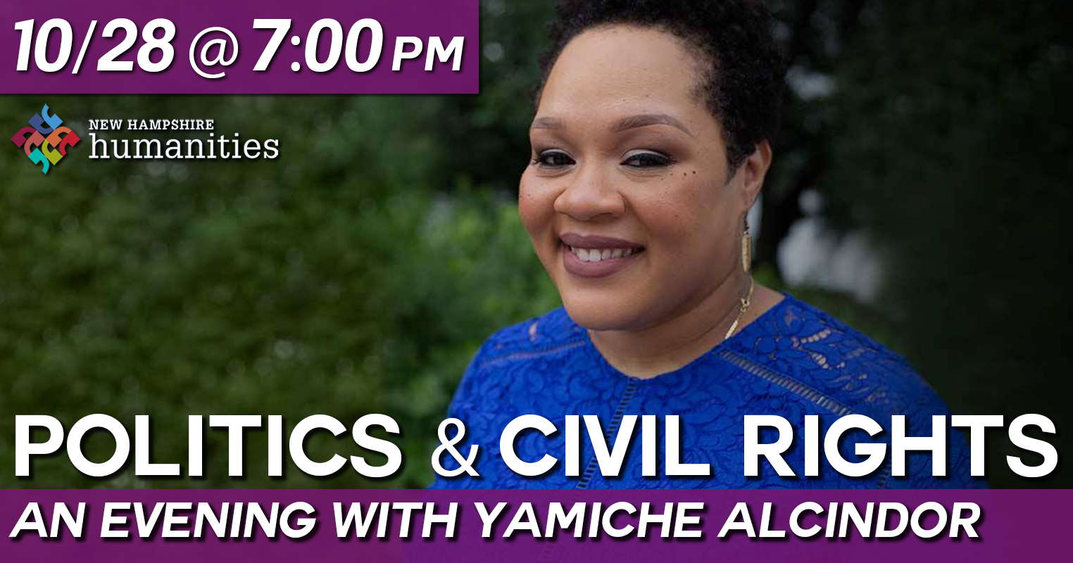 Politics & Civil Rights: An Evening with Yamiche Alcindor