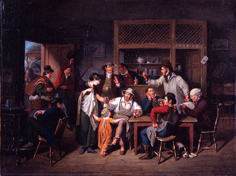 A Woman That Keeps Good Orders: Female Tavern Keepers in 18th Century New Hampshire
