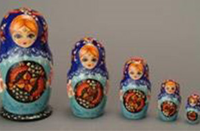Traditional Matryoshka Nested Doll Making: From Russia to New Hampshire