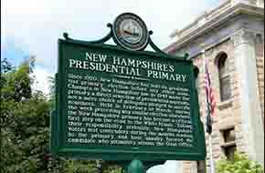 A History of the New Hampshire Presidential Primary