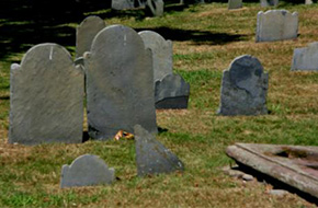New Hampshire Cemeteries and Gravestones