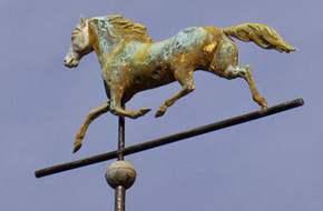 New Hampshire on High: Historic and Unusual Weathervanes of the Granite State
