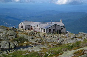 The White Mountain Huts: Past & Future