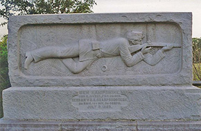 Vanished Veterans - NH's Civil War Monuments and Memorials