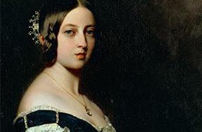 A Visit With Queen Victoria