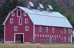 The History of Agriculture as Told by Barns