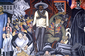 """Jose Clemente Orozco and the Epic of """"Greater America"""""""