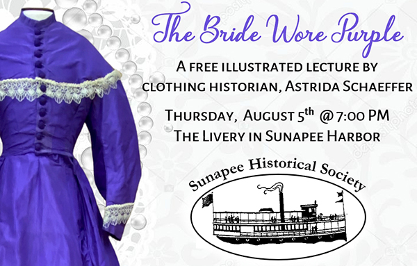 The Bride Wore Purple
