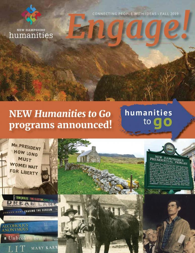 Fall 2019 Engage cover