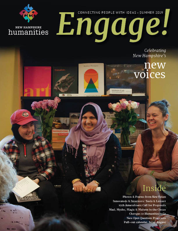June 2019 Engage Cover