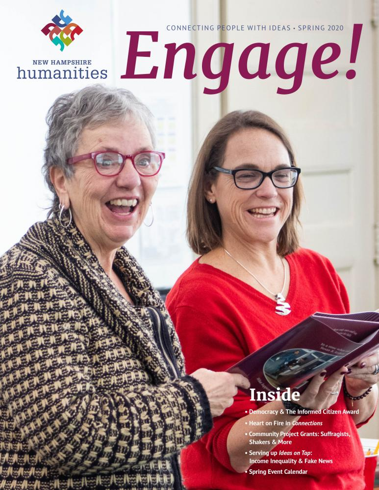 NH Humanities Engage Newsletter
